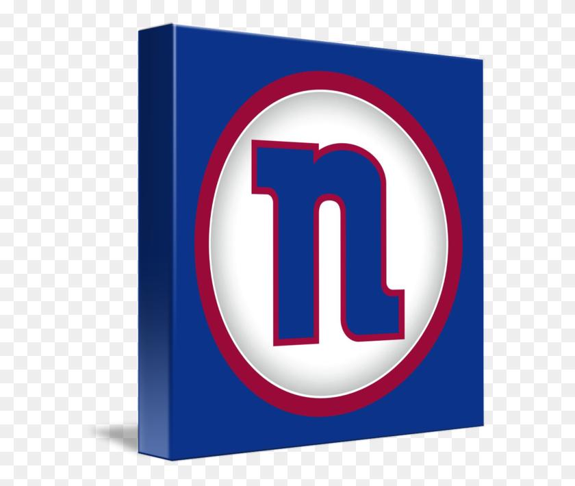 N Ny Giants - Ny Giants Logo Clip Art