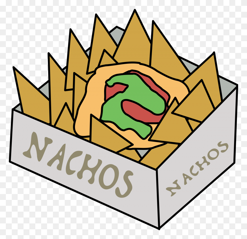Nachos Icons Png - Nachos PNG