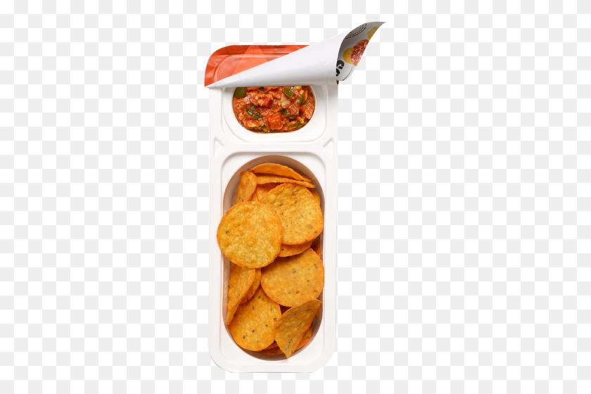 Nachos With Salsa - Nachos PNG