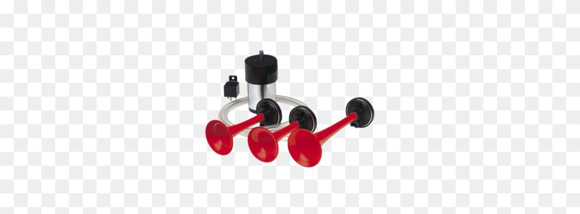 Narva Air Horn Kit Trumpets - Air Horn PNG