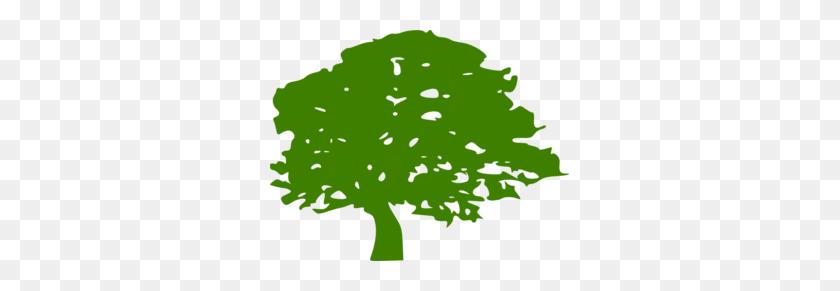 Nat S Green Tree Clip Art - Trees Clipart PNG