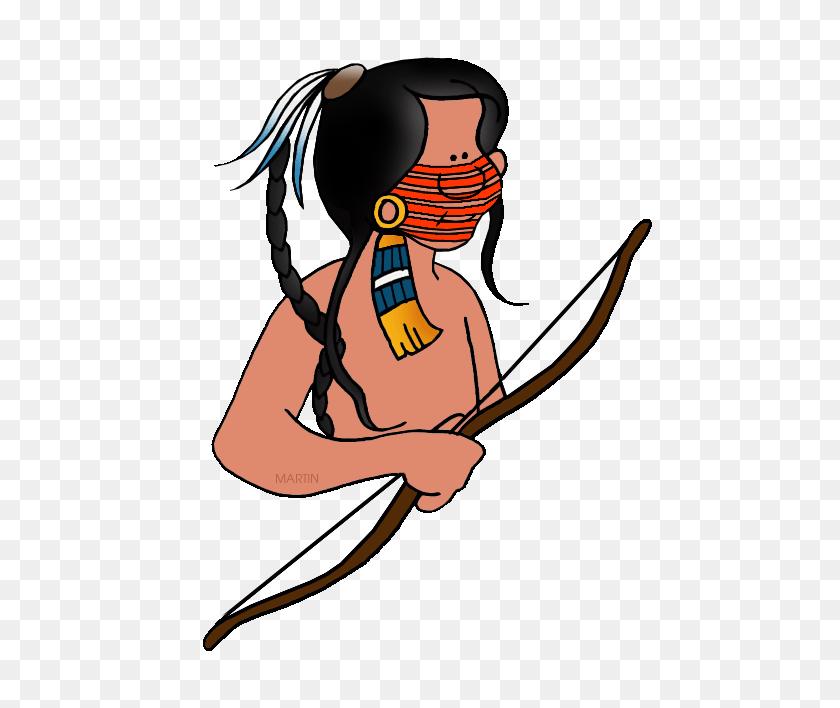 Native Americans Clip Art - Native American Clipart
