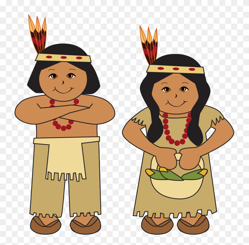 Native Americans Clipart Picture Indian Native - Native American Clipart