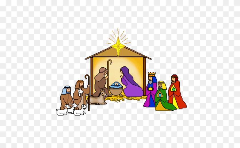 Nativities In Kansas City Macaroni Kid - Baby Jesus Manger Clipart