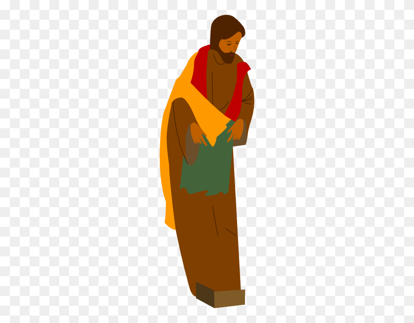 Nativity Clip Arts Download - Manger Scene Clipart