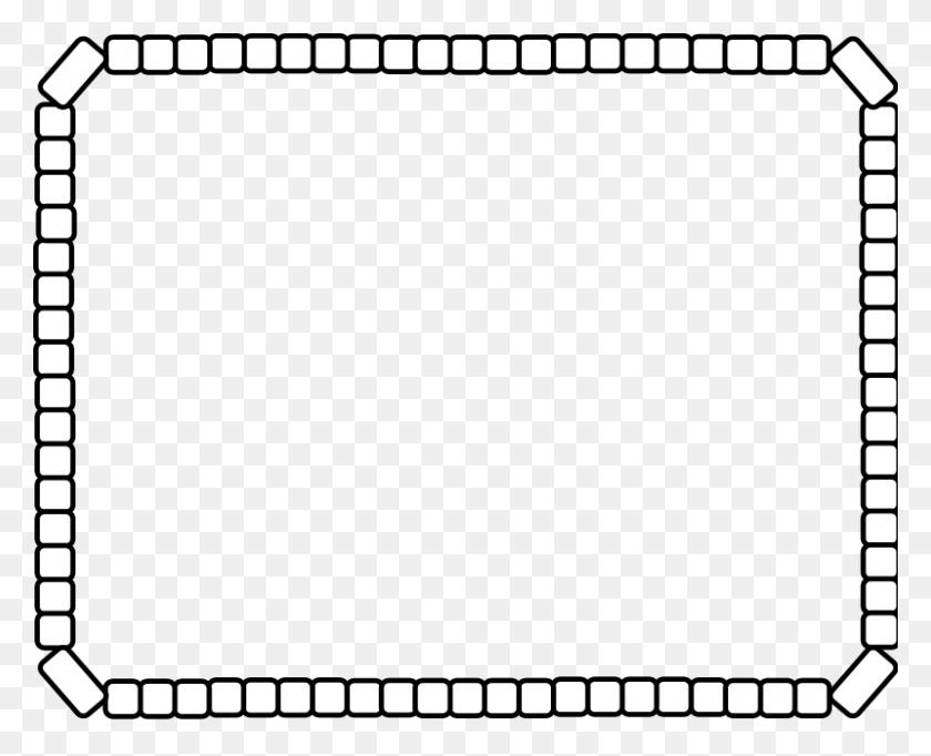 Nautical Border Clip Art - Nautical Border Clip Art