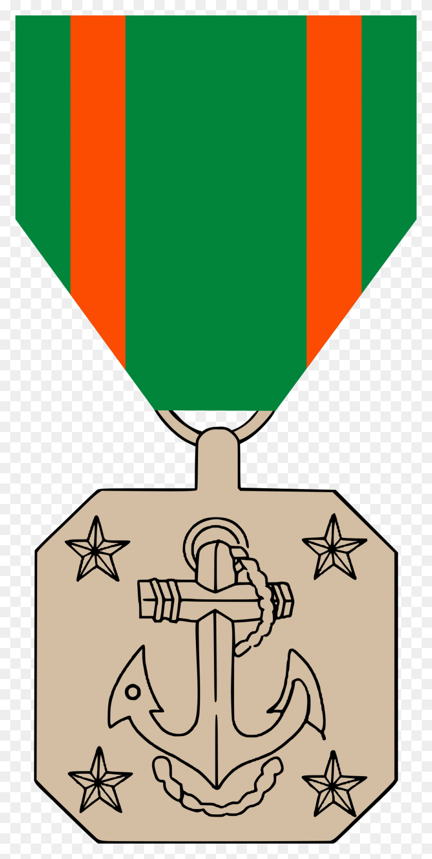 Navy And Marine Corps Achievement Medal - Marine Corps Clipart