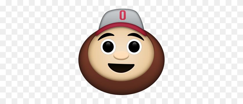 Ncaa Tournament Emoji - Ohio State Buckeyes Clipart