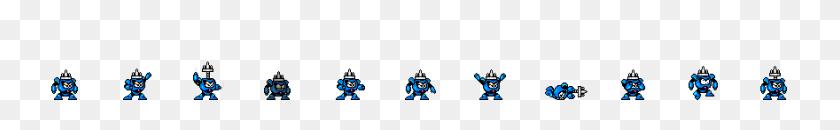 1760x160 Needle Man Robots Database Mega Man Rpg Prototype Last - Megaman Sprite PNG
