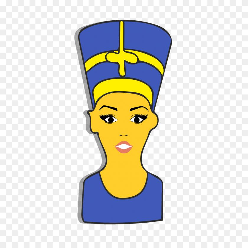 Nefertiti, Emoji, Clipart, Sticker, Shocked - Shocked Clipart