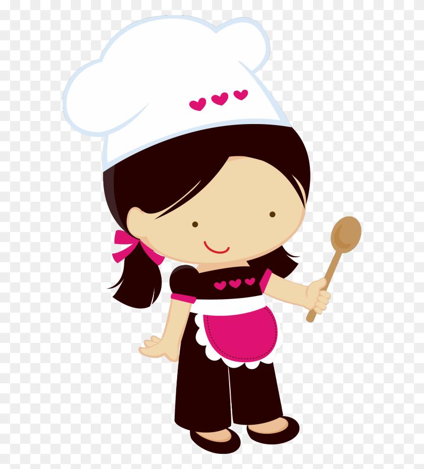 Nefis Tarifler - Free Chef Clipart