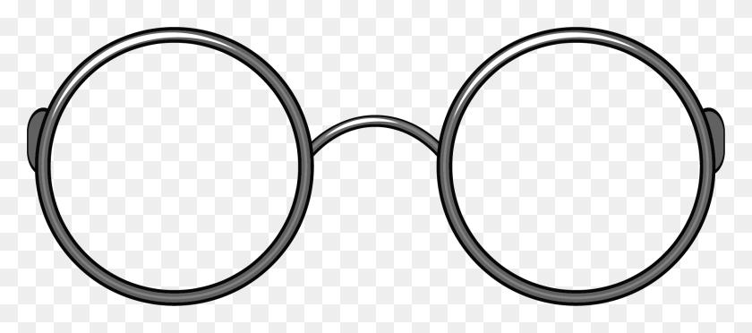 Nerd Glasses Clipart - Crazy Eyes Clipart