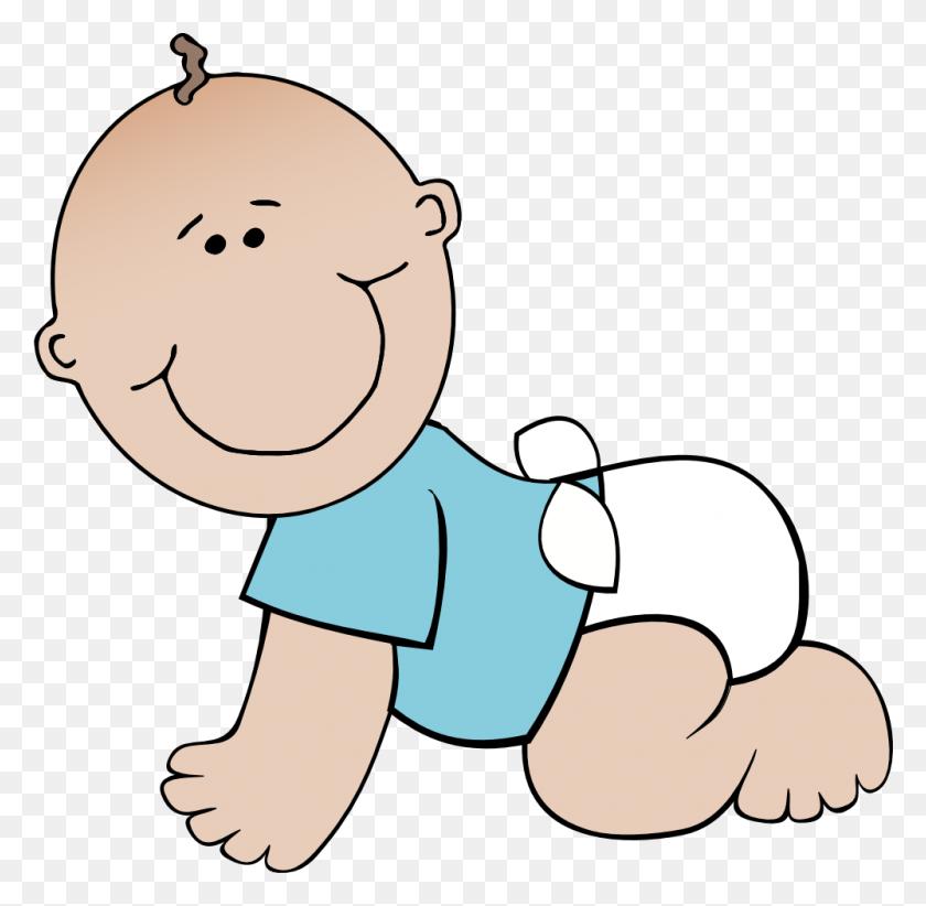 New Baby Boy Clip Art - Baby Boy Clipart