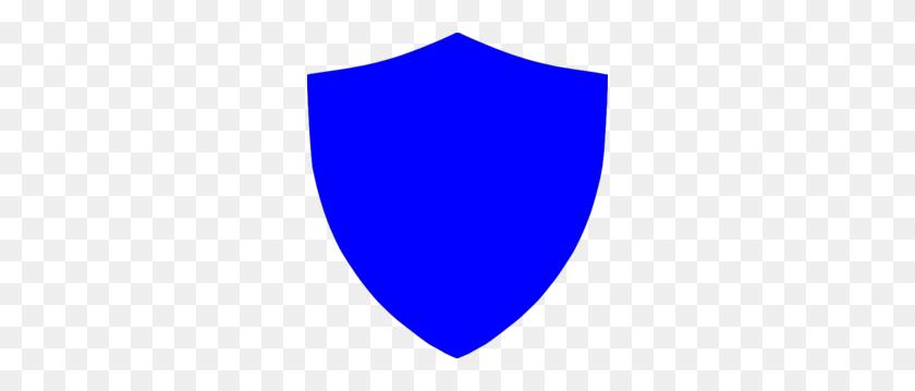 New Blue Crest Shield Clip Art - Crest Clipart