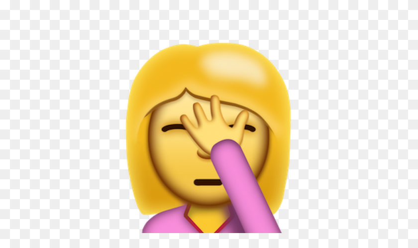 Man, Facepalming Icon Free Of Free Vector Emoji - Facepalm