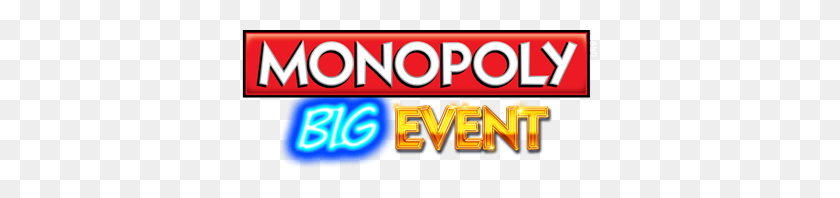 405x138 New Games Monopoly Big Event Released On Mobile! - Monopoly Money PNG