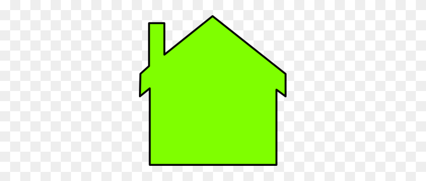 New House Outline Clip Art - House Clipart Outline