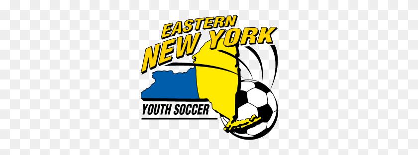 New York Cdysl's Fall Youth Soccer Ball Kicks Off - Girl Kicking Soccer Ball Clip Art