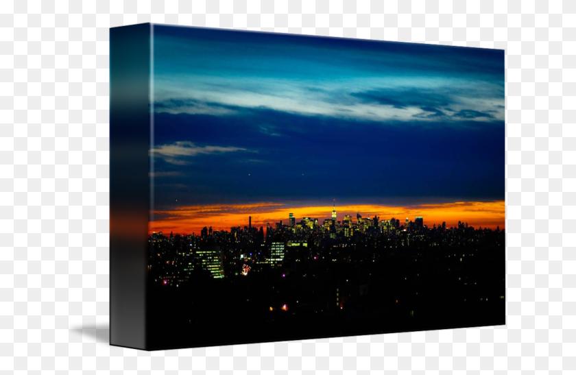 New York City Skyline - New York City Skyline PNG