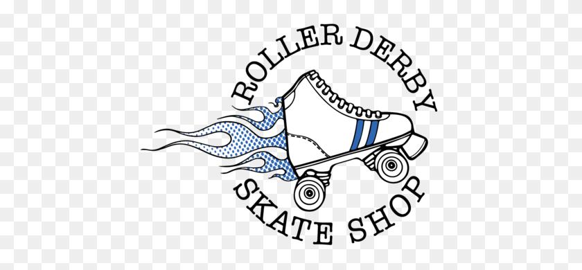 News Roller Derby Skate Shop - Roller Skate Clip Art
