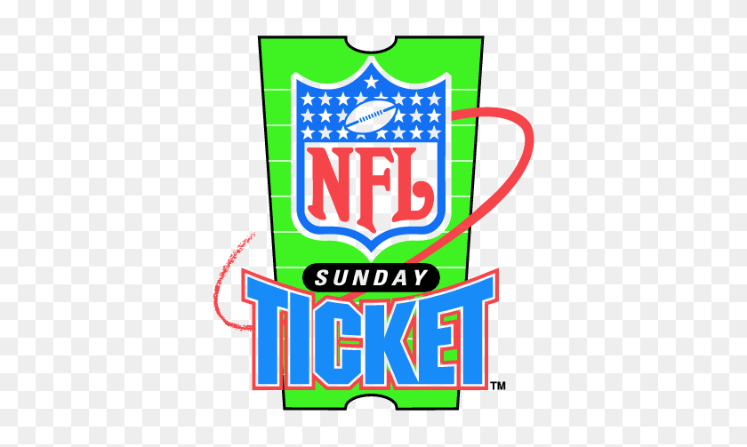 380x443 Nfl Sunday Ticket Logos, Free Logo - Nfl Football Clipart