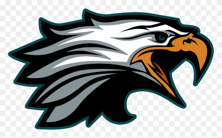 Nigh, Eagles, Nigh - Philadelphia Eagles Clipart