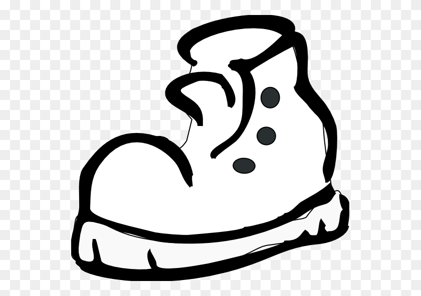 Nike Running Shoes Clipart - Nike Shoes Clipart