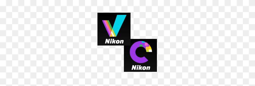 Nikon Download Center Viewnx I Capture Nx D - Nikon Logo PNG