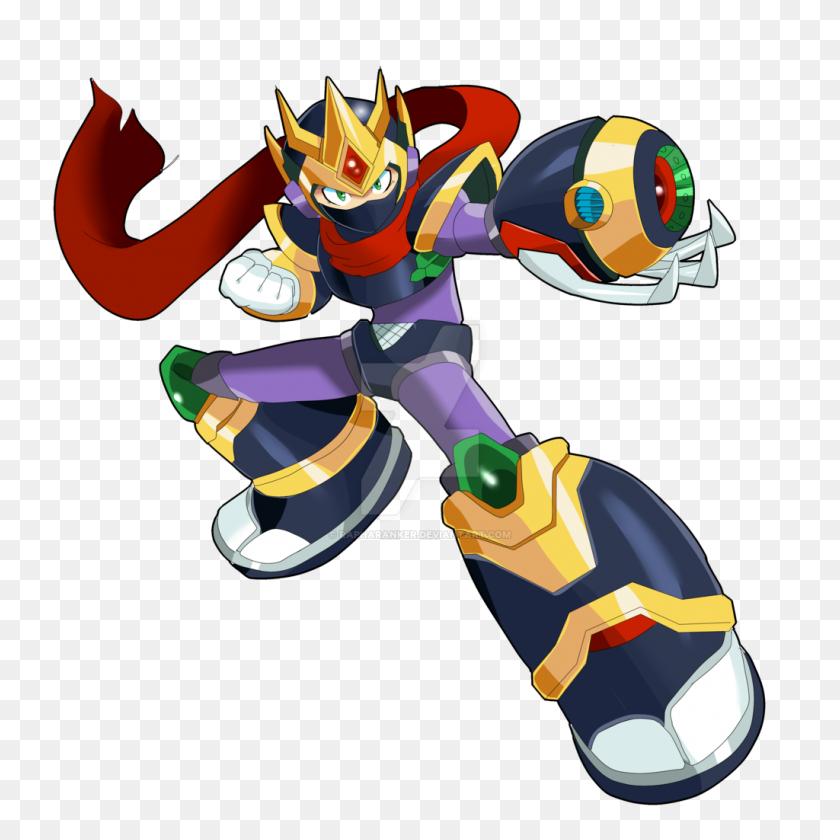 1024x1024 Ninja Armor Megaman X - Megaman X PNG
