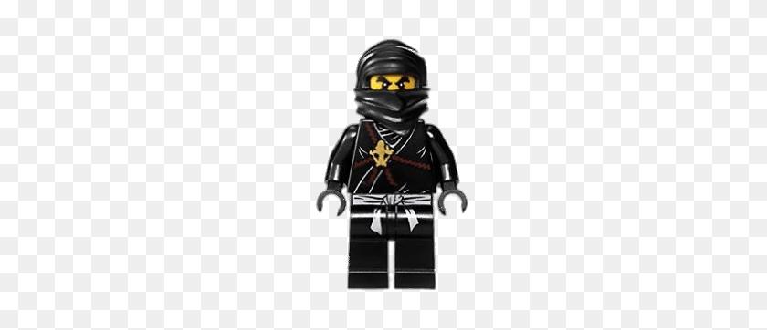 Ninjago Black Ninja Transparent Png - Ninjago PNG