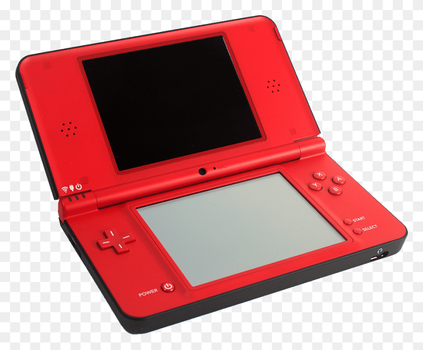 Nintendo Dsi Xl Console - Nintendo Ds PNG