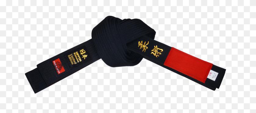 Nippon Edition Bjj Black Belt Fuji Sports - Black Belt PNG