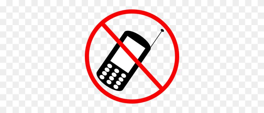 No Cellphone Clip Art - No Cell Phone Clipart