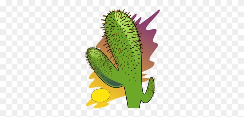 260x344 Nopal Clipart - Cute Cactus Clipart