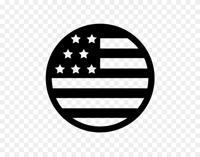 American Flag In The Wind Illustration Vector Stock Illustration - Download  Image Now - iStock