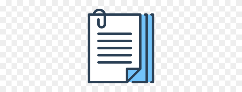 260x260 Notes Clipart - Taking Notes Clipart