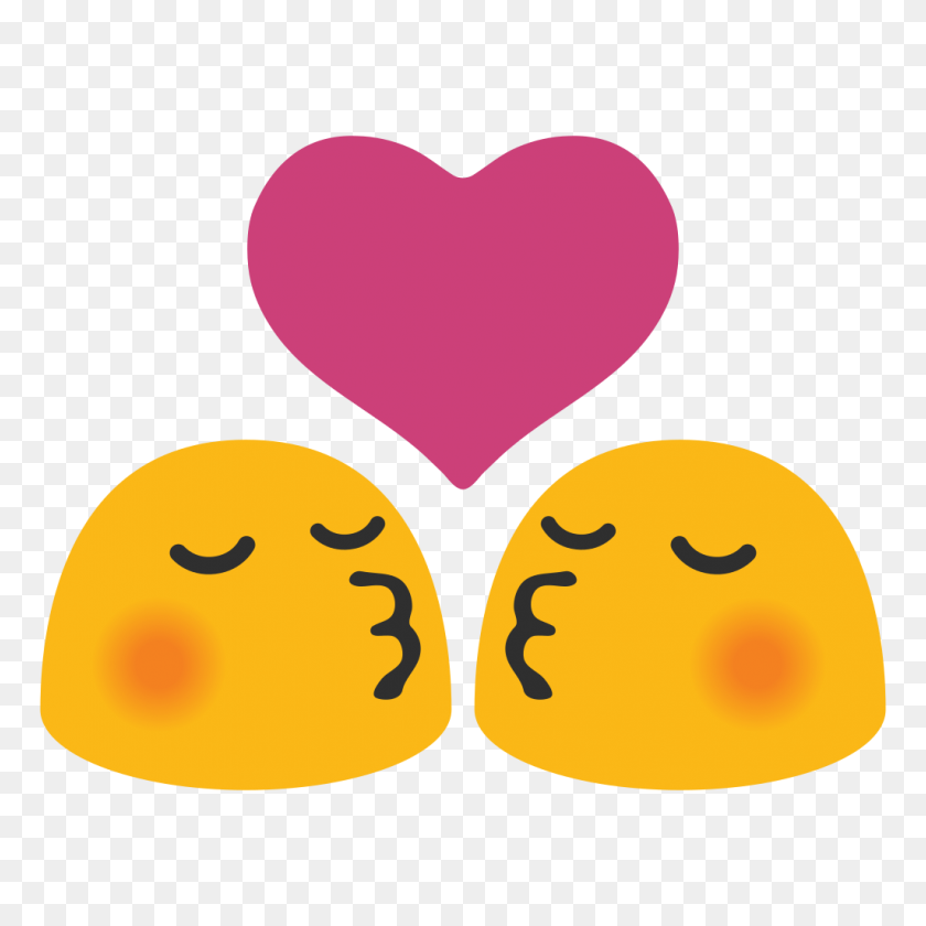 Noto Emoji Lollipop - Yellow Heart Emoji PNG