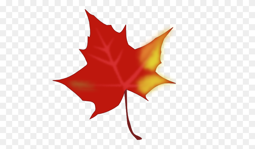 November Leaves Clip Art, November Png Border Transparent November - Free November Clipart