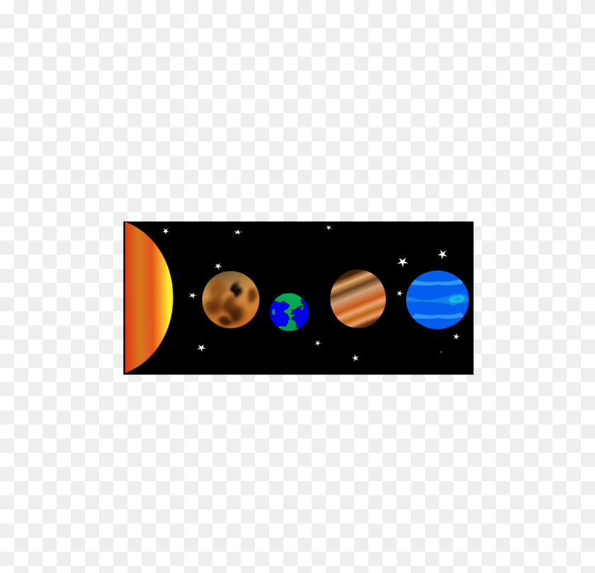 Nuestro Sistema Solar Our Solar System Planet - Solar System Clipart