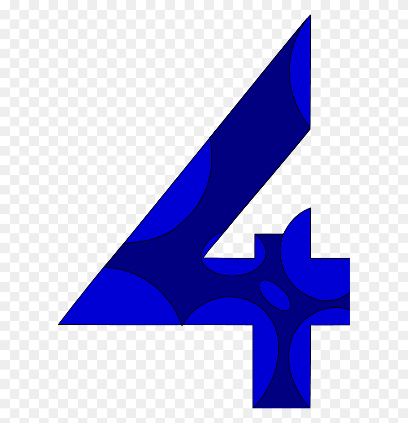Number - Number 3 Clipart