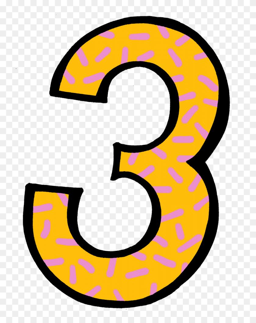 Number Clip Art - Number 2 Clipart