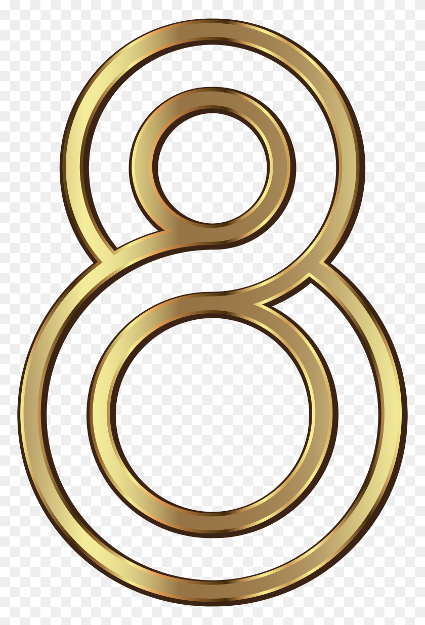 Number Clip Art Number Clipart Clipart Download - Number 8 Clipart