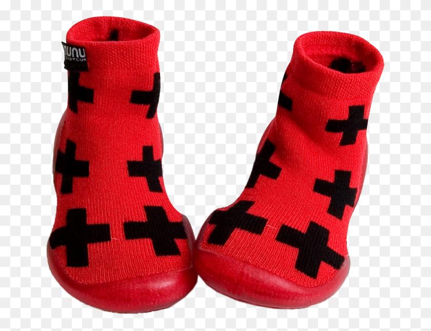 Nununu Collegien Slippers - Ruby Slippers PNG