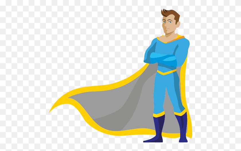 Nurse Clipart Superhero - Male Nurse Clipart