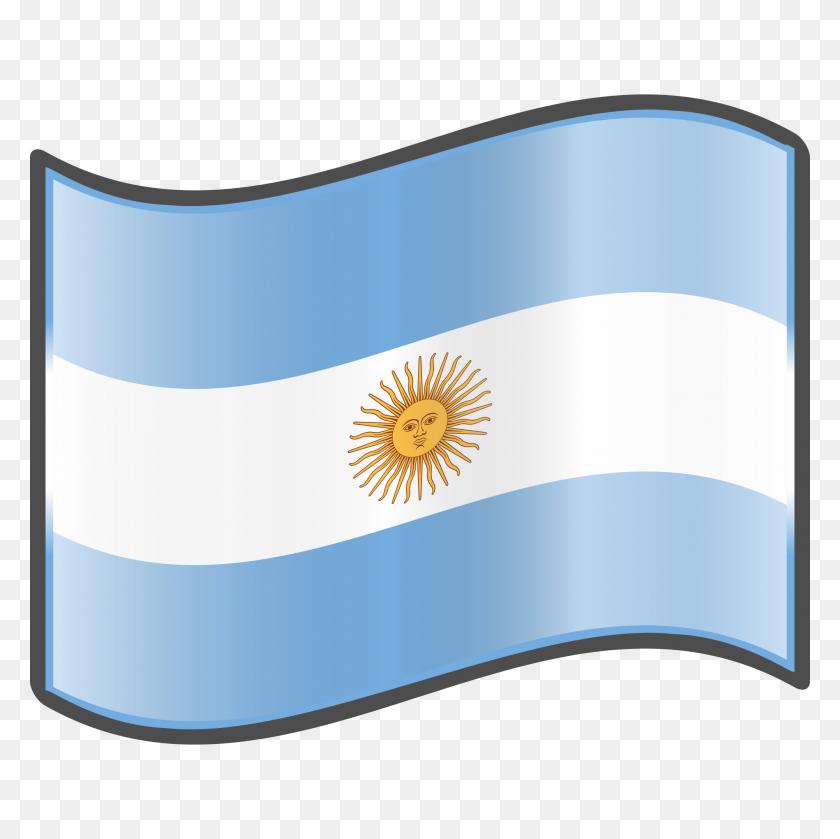 2000x2000 Nuvola Argentine Flag - Argentina Flag PNG