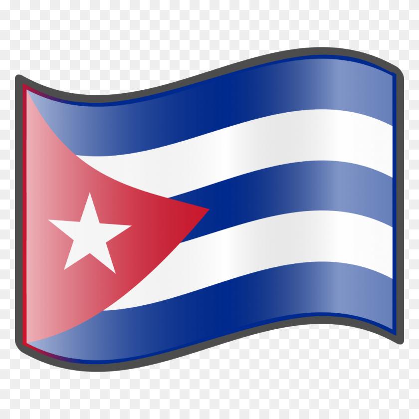Nuvola Cuban Flag - Cuban Flag PNG