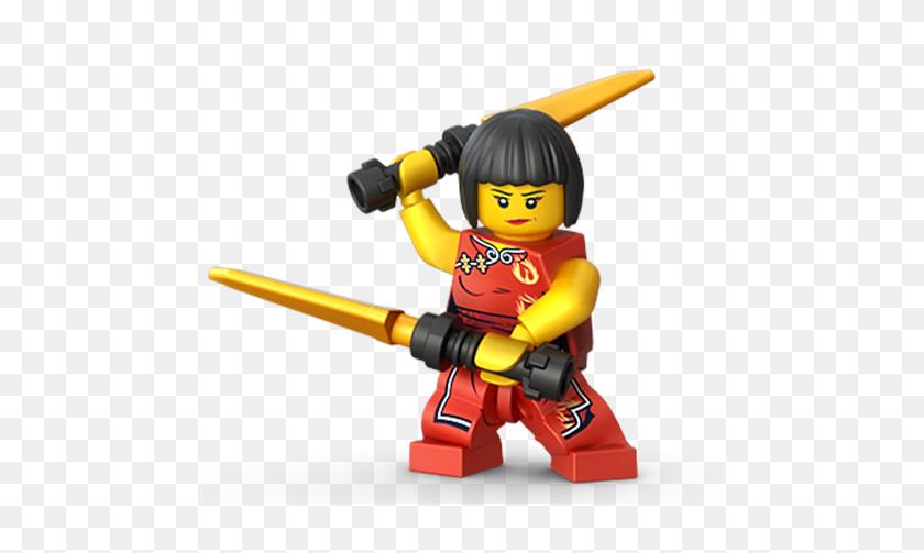 Nya - Ninjago PNG