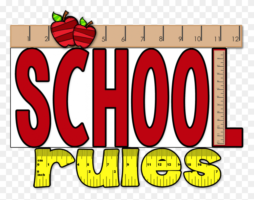 Obey Clipart School Rule - Obedience Clipart
