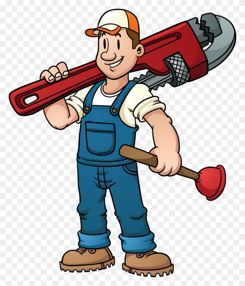Occupations Plumbing, Clip Art - Plot Clipart