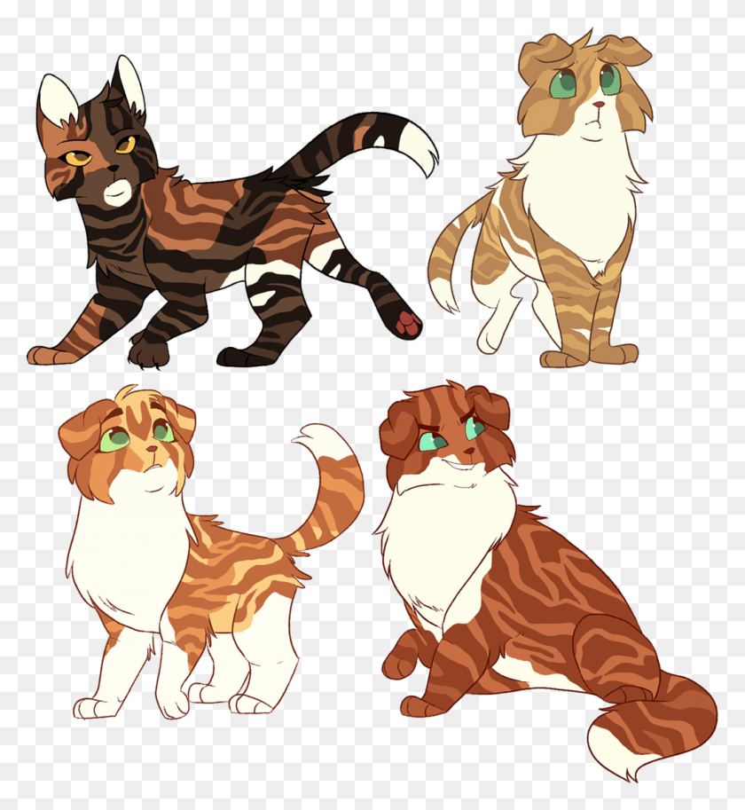 Oceanfreezie Kittens - Kittens PNG